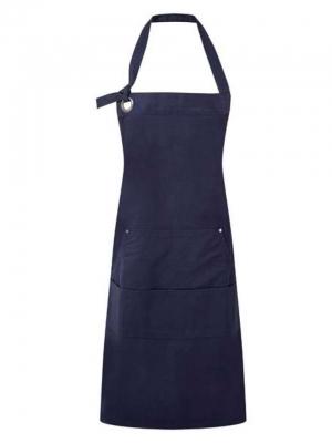 Premier Firemní oděvy PR137 'CALIBRE' HEAVY COTTON CANVAS POCKET APRON