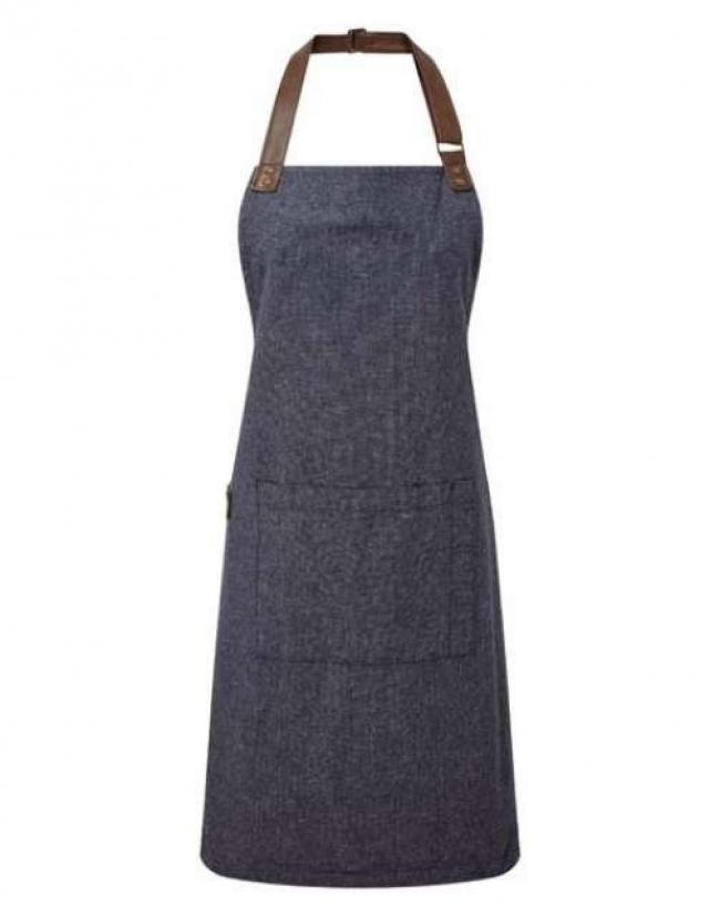 Premier Firemní oděvy PR144 'ANNEX' OXFORD BIB APRON