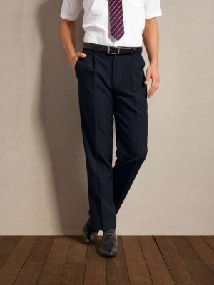Premier Kalhoty & doplňky PR520L MEN'S POLYESTER LONG LEG TROUSERS