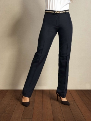 Premier Kalhoty & doplňky PR530L LADIES' POLYESTER LONG LEG TROUSERS