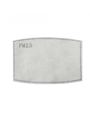 Premier Tašky PR797 PM2.5 ACTIVATED CARBON MASK FILTER - 1 UNIT->10PCS